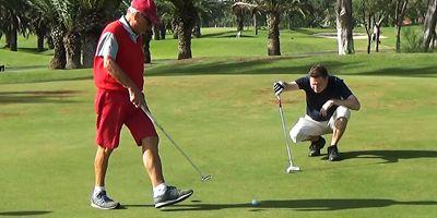 Tangon kuningas myös golfin kuningas?