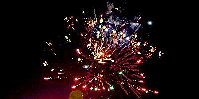 Uuden Vuoden toivotus Kanarialta