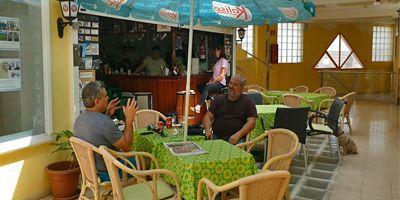 Bar-Cafè KOIVU & TÄHTI (C.C. Botanico, San Fernando)