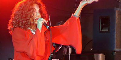 NISA SORAYA-Show Playa del Inglesissä!