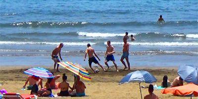 Playa del Ingles. Nyt