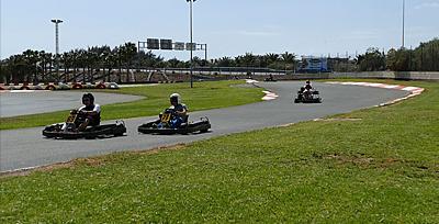 Suomalaisten Karting-kisa Gran Canarialla oli tiukka: mitalistit mahtuivat alle neljään sekunttiin! kanariatv.fi