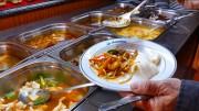 Kiinalainen ruokaravintola China Sol tarjoaa normaalimenun lisäksi monipuolisen buffetpöydän. kanariatv.fi