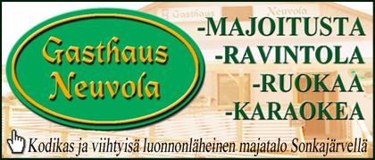 Gasthaus Neuvola, Sonkajärvi