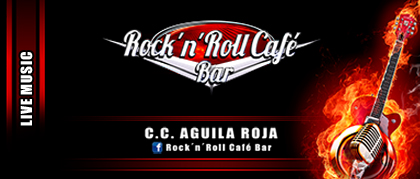 Rock´n´Roll Café-Bar,Playa del Ingles