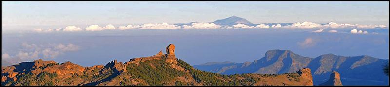Gran Canarian katolla -Roque Nublo -kanariaTV.fi