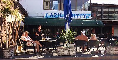 Ruoka- ja tanssiravintola Apilaniitty, Aguila Roja, Playa del Ingles -kanariatv.fi