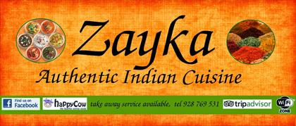 Intialainen ruokaravintola Zayka, Gran Canaria -kanariatv.fi