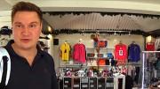 Jukka Hallikaisen kanssa Maspalomas Golfin golfkaupassa Pro-Shopissa -kanariatv.fi