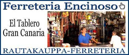 Rautakauppa-Ferreteria Encinoso, Tablero,Gran Canaria