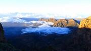 Gran Canarian upeaa näkymää vuoristossa -kanariatv.fi