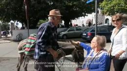 kanaria24/Jorma Aula: Maaseuturetki Gruz de Tejedaan. Oppaana Maarit Kasslin