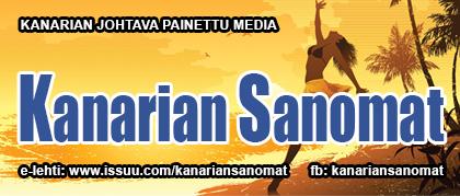 Paikallislehti Kanarian Sanomat