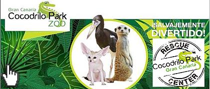 Eläinpuisto COCODRILO PARK, Gran Canaria