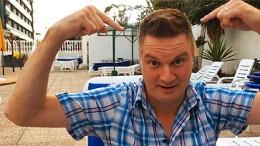 Tangokuningas Jukka Hallikainen, Playa del Ingles -kanariaTV.fi