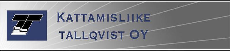Kattamisliike Tallqvist Oy