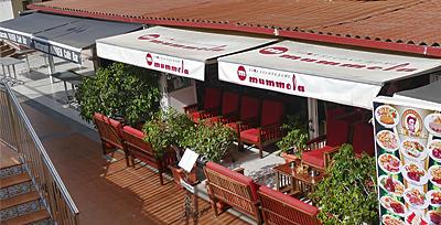 Ravintola MUMMOLA on seurustelu- ja ruokaravintola Playa del Inglesissä (Gran Canaria)
