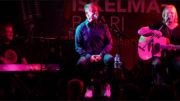 Olli Lindholm Trio 20.1.2019 Iskelmä-Baarissa, Gran Canarialla
