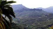 Gran Canarian vuorilla porottavaa aurinkoa vai kylmää pilvistä?
