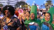 Karnevaalit 2018 Maspalomas,Gran Canaria-kanariaTV.fi