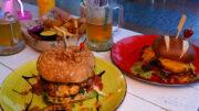 Aloha Hamburger Bar,Playa del Ingles,Gran Canaria -kanariatv.fi